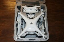 DJI Phantom 4 Drone - w/ Controller, Case, Propellers, Charger, & Battery