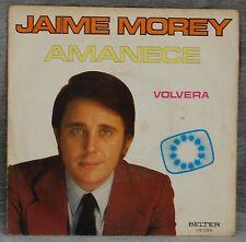 JAIME MOREY - AMANECER - VINILO SINGLE