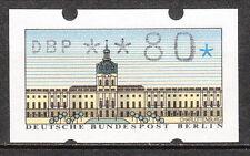 Berlino 1987 automarten-marchio libero 80er post freschi LUSSO!!! (a140)