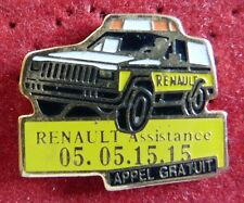 PIN'S RENAULT CHEROKEE ASSISTANCE