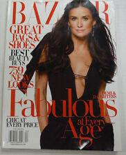Harper's Bazaar Magazine Demi Moore & Her Daughters April 2008 012915R2