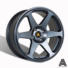 "AUTOSTAR Chaser 17"" 4x100 et35 Alliages Fit Mini R53 R56 COOPER COOPER S VW Honda"