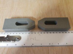 BRIDGEPORT / CNC MILLING CLAMPS