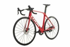 New Carbon Road Look 795 Blade RS Disc Red Gloss Complete Bike Size M 2019 Model