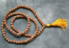 Feine Rudraksha-Mala 5mm ~ SHIVA ~ Original aus Nepal (1464)