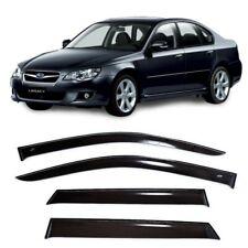 For Subaru Legacy IV Sd 2003-2009 Side Window Visors Rain Guard Vent Deflectors