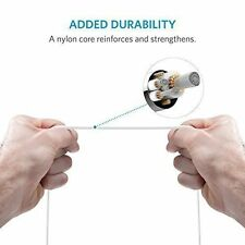 Anker Lightning to USB iPhone Cable 3ft / 0.9m High Life Span Cable
