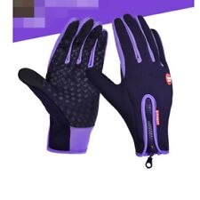 Waterproof Windproof Warm Winter Outdoor Touch Screen Sports Riding Snow Gloves