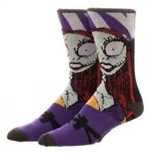 4c3e995fd Nightmare Before Christmas Jack and Sally Reversible Crew Socks