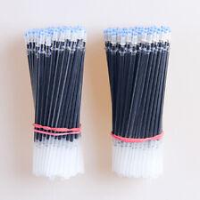 Black Color 0.38MM Pen Needle Refills 100pcs/Lot Business Office Supplies Gift