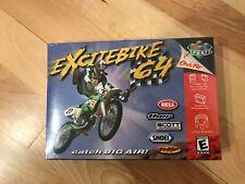 Excitebike 64 (Nintendo 64, 2000) Brand New Sealed