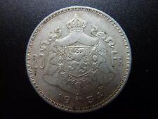 1934 Belgium 20 Franc Silver coin