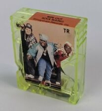 1988 Pocket Rockers Fisher Price Mini Cassette Wipe Out Rock Ruling