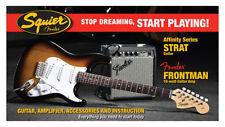 Guitares, basses et accessoires Fender 6 cordes