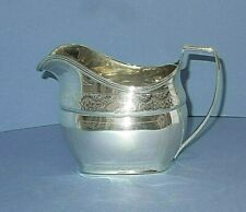 Rare Irish Silver Cream Jug.   Cork.  Circa 1810   Isaac Solomon