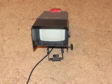 Panasonic Wv-vf65bp Video Camera Electronic Digital Viewfinder