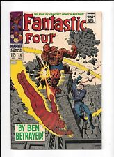 FANTASTIC FOUR #69 ==> VF HUMAN TORCH MARVEL COMICS 1967