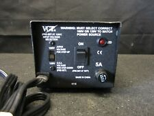 VCT VT-500J - Japanese Step Up/Down Voltage Transformer Converts Japan