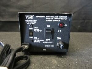 VCT VT-500J - Japanese Step Up/Down Voltage Transformer Converts Japan
