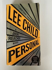 Personal: A Jack Reacher Novel - Paperback By Child, Lee