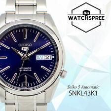 Seiko 5 Automatic Watch SNKL43K1 AU FAST & FREE