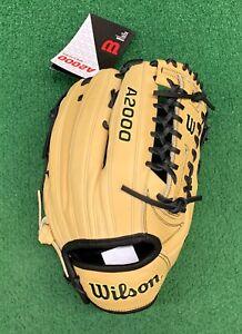 "2021 Wilson A2000 A12 12"" Pitchers / Utility Baseball Glove - WBW10009212"