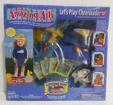 Playmates Amazing Ally Let's Play Cheerleader Set Adventure Ware (1999) Nib