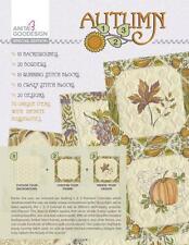 Autumn 1,2,3 Anita Goodesign Special Edition Embroidery Designs