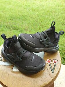 Nike Presto RT BLACK  BRAND NEW Toddler 5C