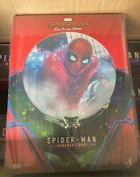 New Hot Toys  MMS552 FAR FROM HOME SPIDER-MAN 1/6 (HOMEMADE SUIT Version) New