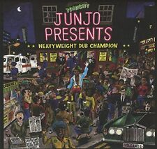 Junjo Presents: Heavyweight Dub Champion [CD]