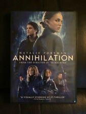 Annihilation (2018 DVD)
