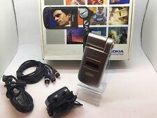 Nokia N Series N93 - Silver (Unlocked) Smartphone