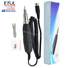 35K RPM Dental Lab Jewelry Micromotor Polishing Micro Motor Handpiece USA UPS