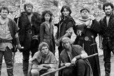 Robin Of Sherwood Michael Praed Cast 18x24 Poster