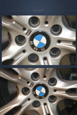 "4PCS 2.65"" 68MM Wheel Rim Center Caps Hub Cover Fit for BMW 1 3 5 6 7 X Z Series"