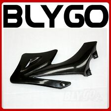 BLACK Plastic Front RIGHT Tank Side Guard Fender APOLLO ORION 250 PIT Dirt Bike