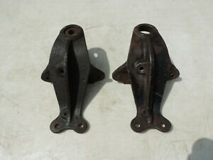 Vintage 1930's Packard 1934 1935 ? Suspension / Steering Mounting Parts FZ 2415