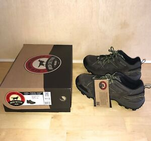 Red Wing Mens Work Oxford Steel Safety Toe Shoes #83106 New In Box Size 10.5 E