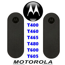 2 Pack Motorola Belt Clips Talkabout T400 T460 T465 T480 T600 T605 PMLN7220AR