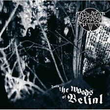 "THOU SHALT SUFFER ""Into the Woods of Belial"" EMPEROR WONGRAVEN OLD FUNERAL"
