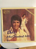 ELVIS! HIS GREATEST HITS 7 ALBUM COLLECTOR'S ED 1983 READERS DIGEST VF W INSERTS