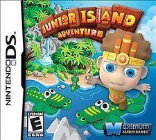 Junior Island Adventure GAME Nintendo DS DSI XL LITE 3 3DS 2 2DS