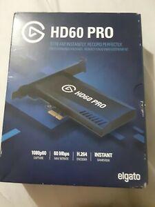 Elgato HD60 Pro Game Capture. PCIe x1