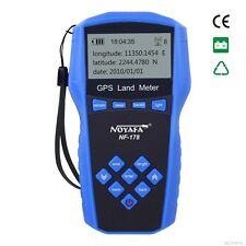 NF-178 GPS Test Devices Land Measuring Instrument Free Shipping