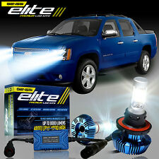GENSSI Elite LED Headlight Bulb Conversion Kit for Chevy Avalanche 2007-2013
