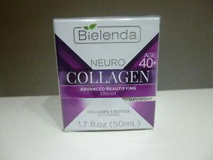 Anti Falten Collagen Neuro 40+ Face Creme Tag/Nacht 50 ml (0,279 EUR/ ml.)