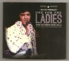 "ELVIS PRESLEY 2 CD ""ONE FOR THE LADIES"" 2016 STRAIGHT ARROW FEBRUARY 10 1973 TCB"