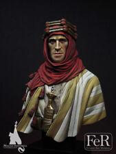 1/10 resin figure bust model kit Laurence of Arabia bust 120