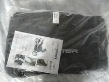 BAGSTER Scooter Apron 5947B for Yamaha x-city 125 07-08 Black NEW